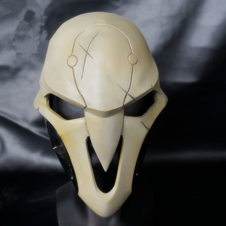 Overwatch Reaper Mask Cosplay Accessories