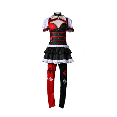 Suicide Squad Harley Quinn Classic Role-Playing Costumes