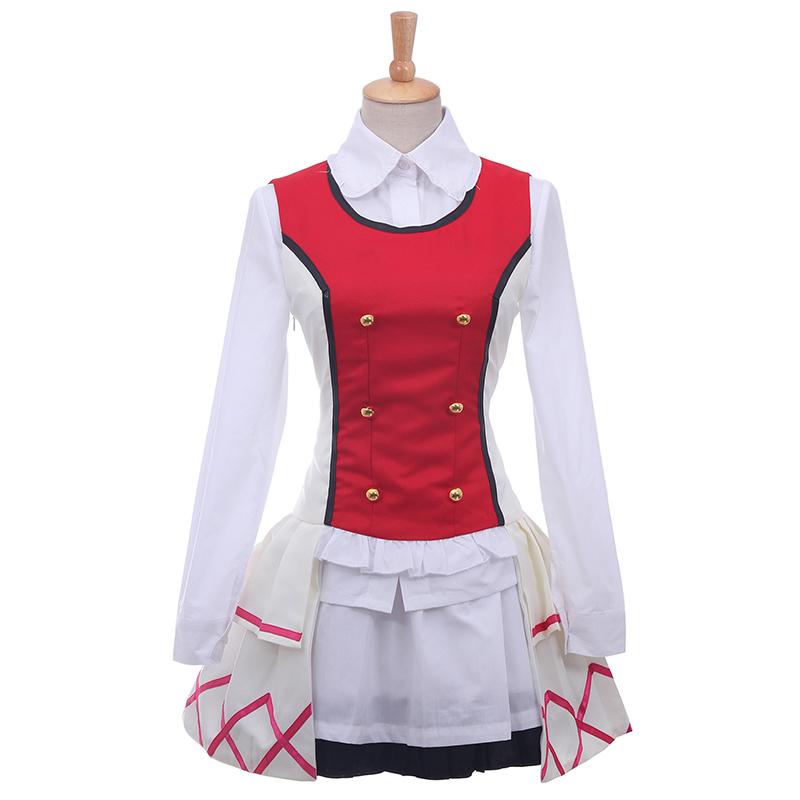 Love Live!School Idol Project Maki Nishikino Cosplay Costume