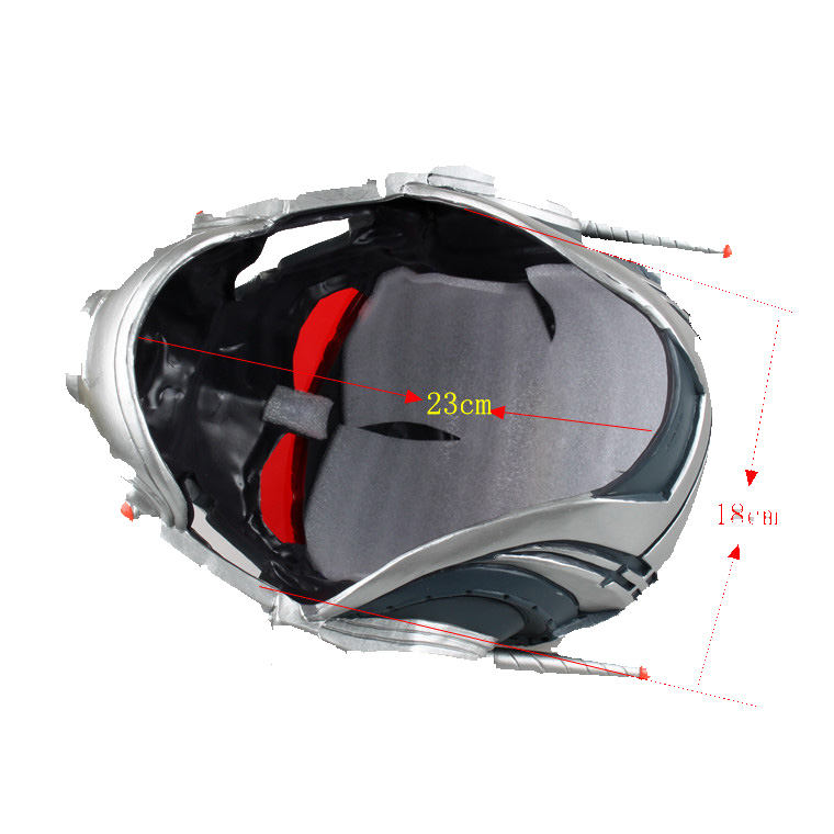 Movie Ant-man Helmet Movie Accessories