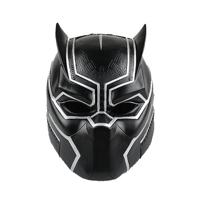 Movie Captain America Panthers Helmet Movie Accessories