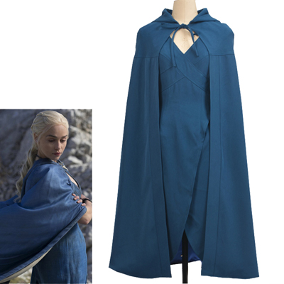 Game Of Thrones Daenerys Targaryen Halloween Cosplay Costume