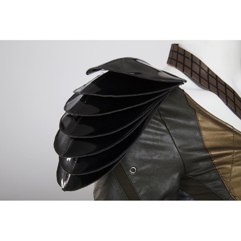 Legends Of Tomorrow Hawkgirl Kendra Munoz-saunders Cosplay Costume