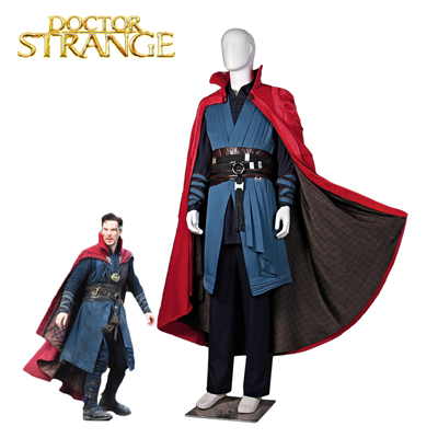 2016 Movie Doctor Strange Cosplay Cloak