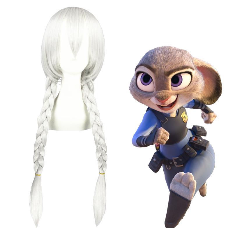Zootopia/Zootropolis Judy Hopps Cosplay Wigs