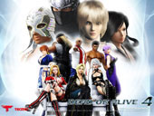 Dead or Alive Costumes