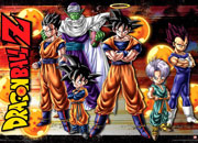 Dragon Ball Z Fantasias
