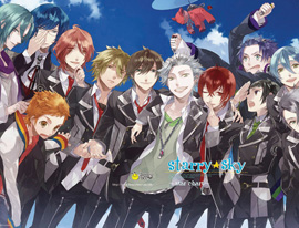 Starry☆Sky Costumes