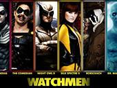 Déguisement Watchmen