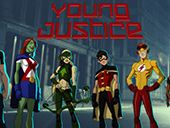 Déguisement Young Justice