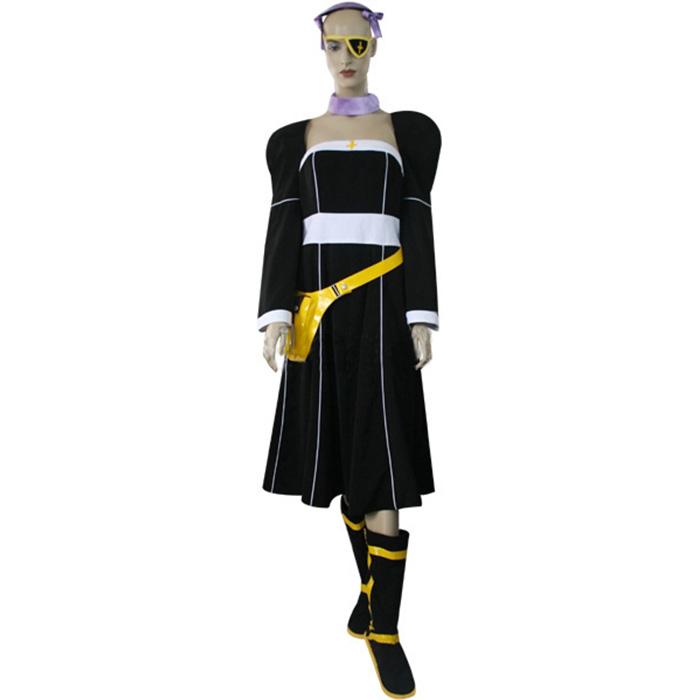 Venus Versus Virus Lucia Nahashia Cosplay Outfits