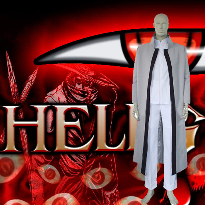 Hellsing Cosplay Outfits For Sale Anime