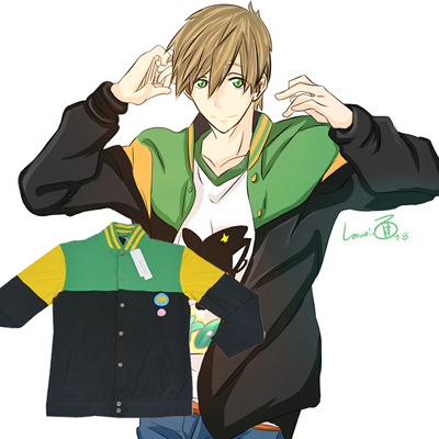 Free! Tachibana Cosplay Outfits Jackets