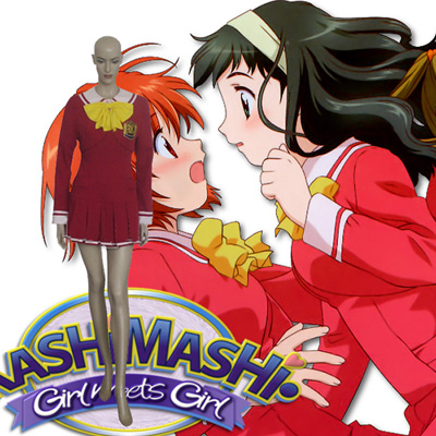 Girl Meets Girl Uniforms Cosplay Outfits