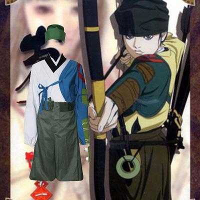 Otogi Zoshi Hikaru Male Disguise Cosplay Outfits
