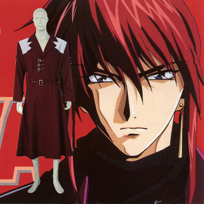 Disfraces Weiss Kreuz Balinese Cosplay Spain