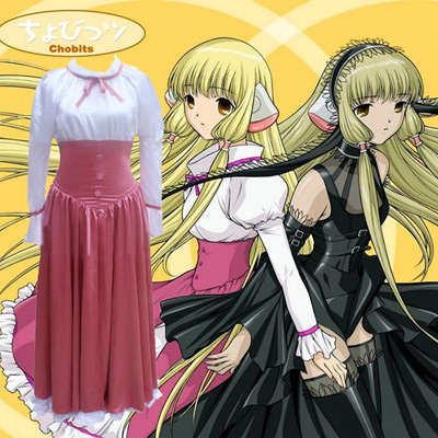 Disfraces Chobits Chi Criada Cosplay Spain