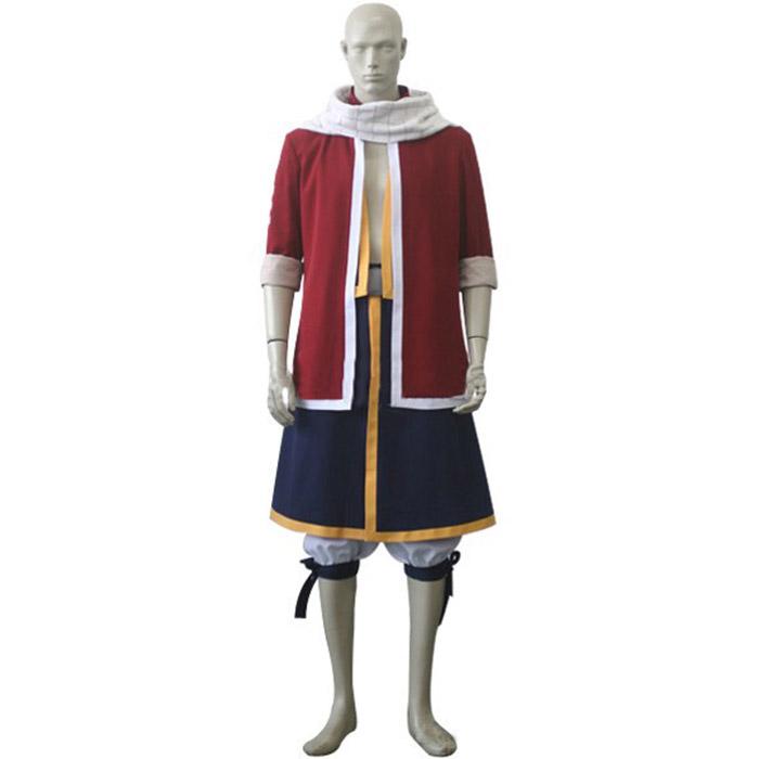 Amazoncom Natsu Costume