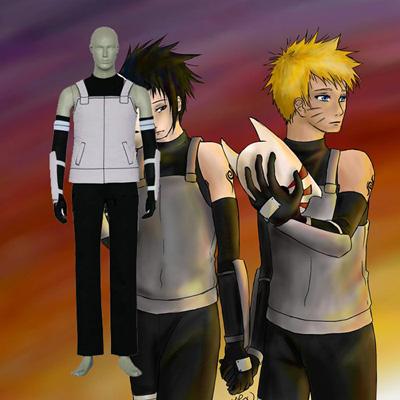 Naruto Sasuke Anbu Cosplay Outfits