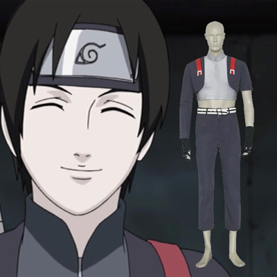 Naruto Sai Cosplay Outfits Clothing Anime