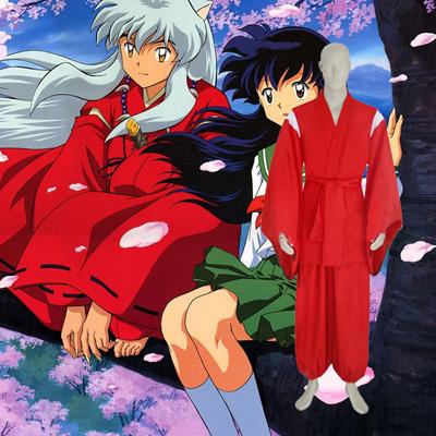 Inuyasha Kikyou Cosplay Outfits Clothing