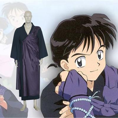 Inuyasha Miroku Cosplay Outfits Clothing