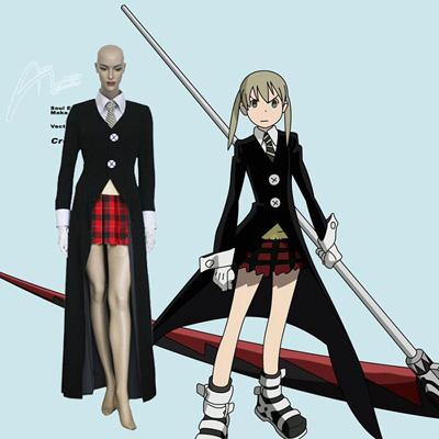 Soul Eater Maka Albarn Cosplay Outfits