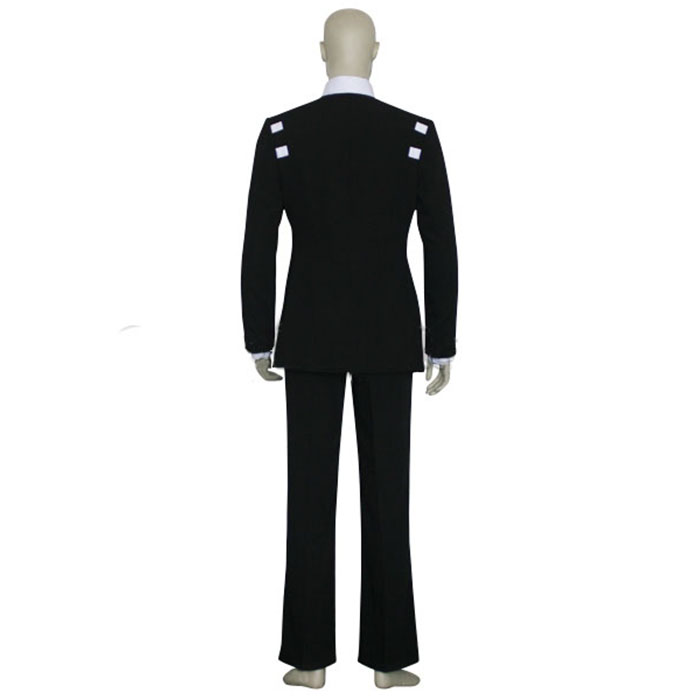 Soul Eater Death the Kid Cosplay Outfits