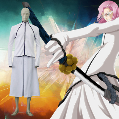 Bleach The Octava Espada Szayel Aporro Granz Cosplay Outfits