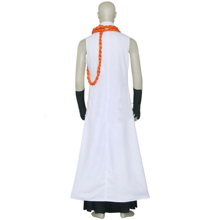 Bleach Kaname Tousen Arrancar Cosplay Outfits