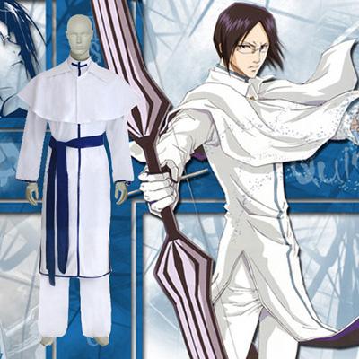 Bleach Uryuu Ishida Cosplay Outfits Anime