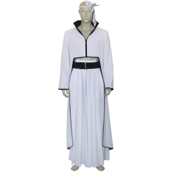 Bleach Ulquiorra Schiffer Cosplay Outfits