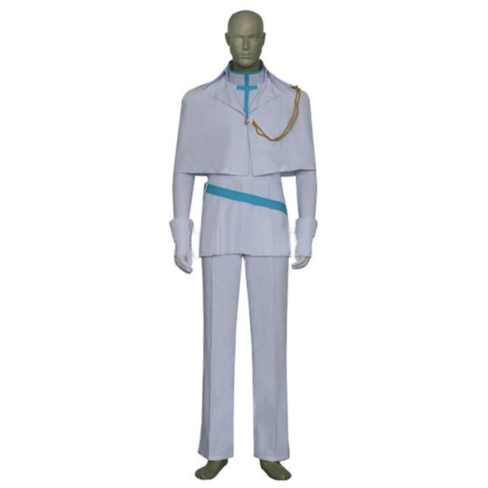 Bleach Uryuu Ishida Cosplay Outfits Clothing
