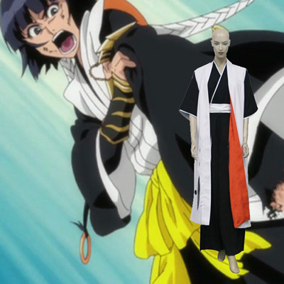 Bleach 2nd Division Captain Soi Fong Cosplay Outfits