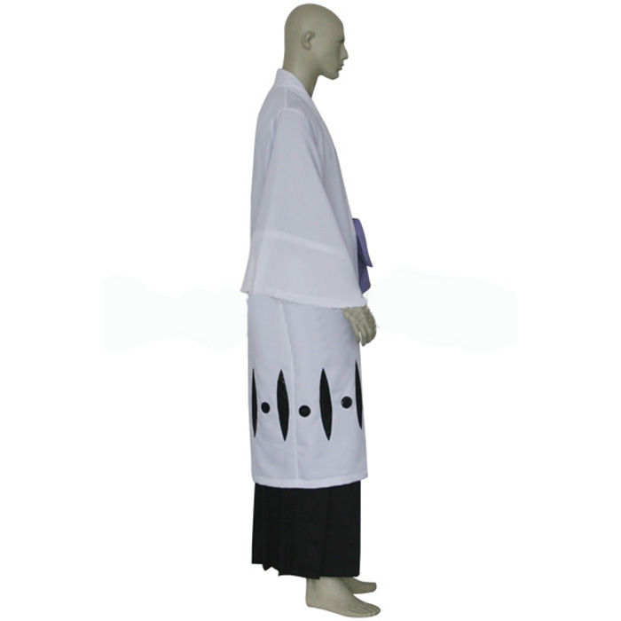 Bleach 9th Division Captain Tousen Kaname Cosplay Outfits
