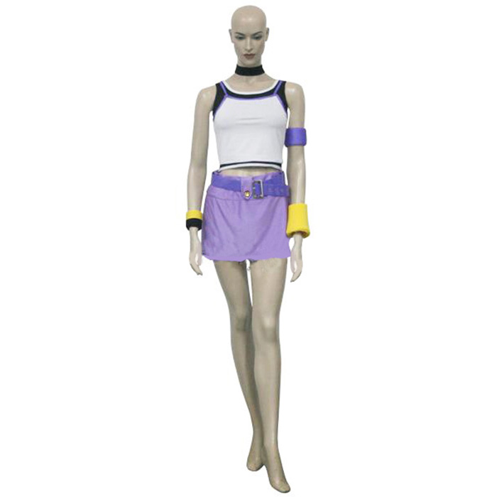 Kingdom Hearts 1 Kairi Cosplay Outfits