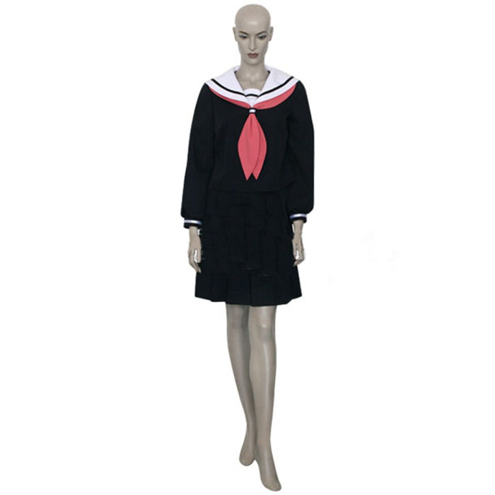 Hell Girl Jigoku Shoujo Ai Enma Cosplay Outfits