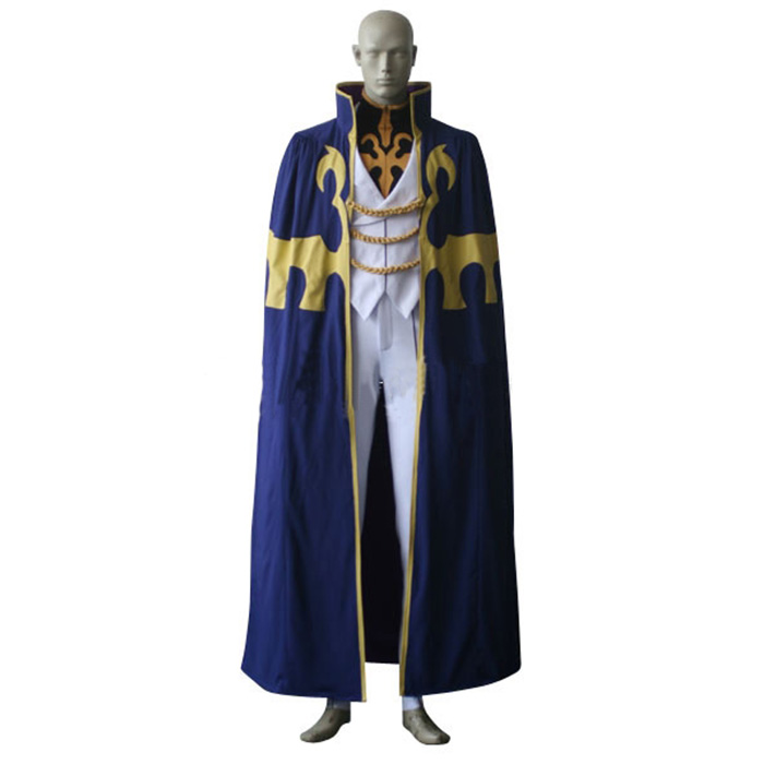 Code Geass Knight of Seven Cosplay Outfits