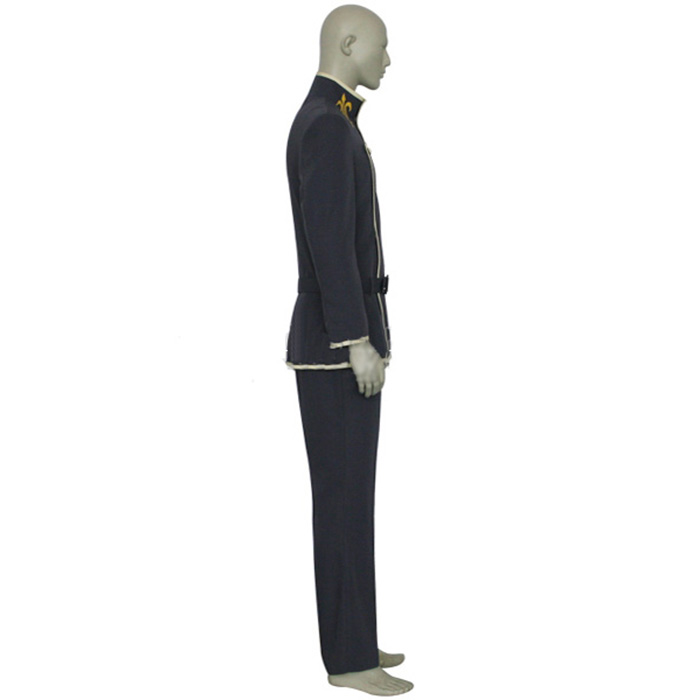 Code Geass Lelouch vi Britannia Lamperouge Cosplay Outfits
