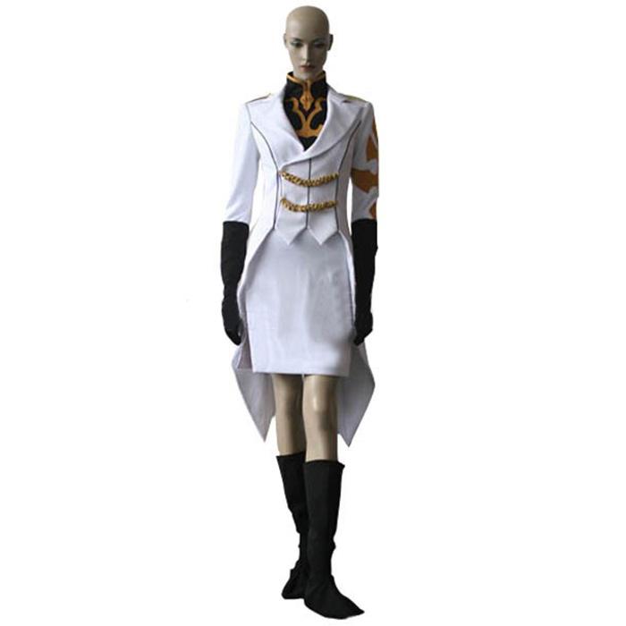 Code Geass Monica Krushevski Cosplay Outfits