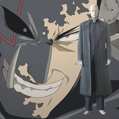 Fullmetal Alchemist Greed Cosplay Outfits