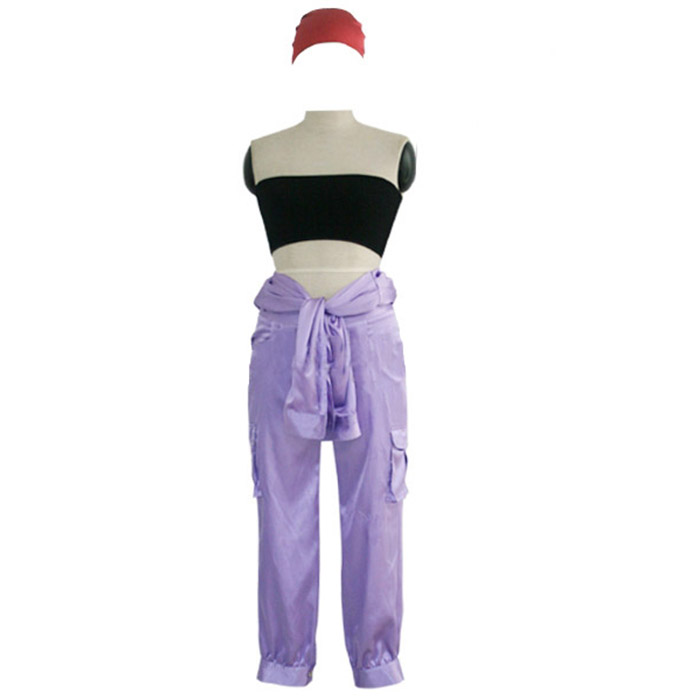 Steel Alchemist Winry Rockbell work dress Cosplay Outfits