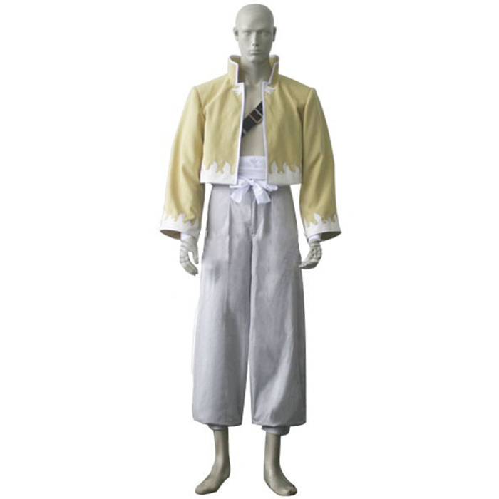 Fullmetal Alchemist Lin Yao Cosplay Outfits