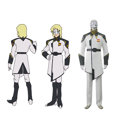 Mobile Suit Gundam Seed Raww Le Klueze Cosplay Outfits