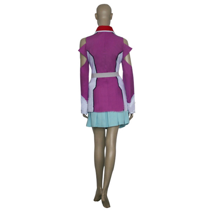 Mobile Suit Gundam Seed Stellar Loussier Cosplay Outfits