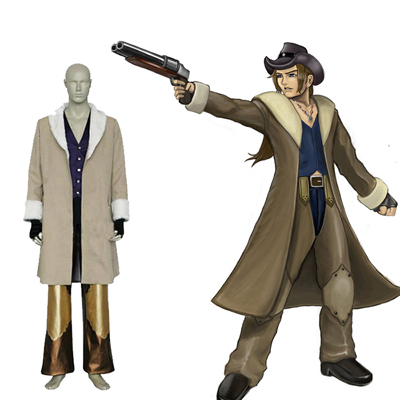 Final Fantasy VIII 8 Irvine Kinneas Cosplay Outfits