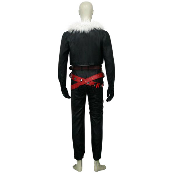 Final Fantasy VIII 8 Squall Cosplay Outfits