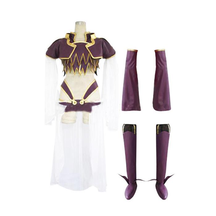 Final Fantasy IX 9 Kuja Cosplay Outfits Anime