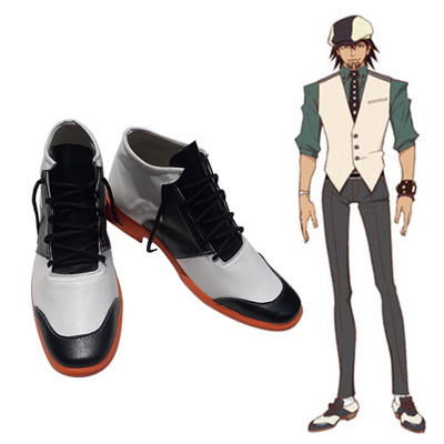 Tiger & Bunny Kotetsu T.Kaburagi Cosplay Shoes