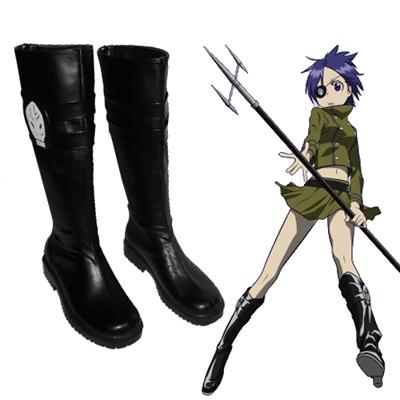 Katekyo Hitman Reborn! Kuromu Dokuro Cosplay Shoes